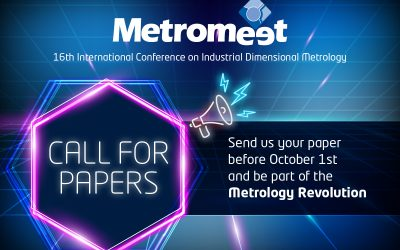 Metromeet opens its call for papers and seeks for possible speakers for the 16th edition of the International Conference on Industrial Metrology